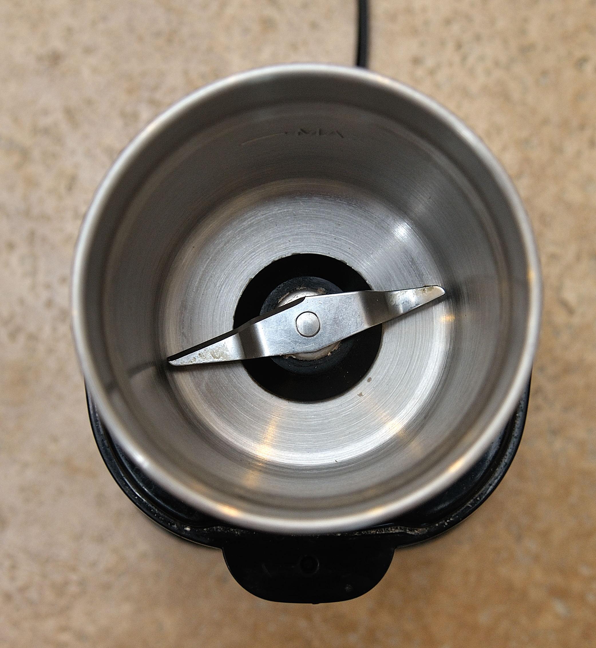 מצטיין איך להשתמש במטחנת תבלינים/קפה במטבח הביתי, ולמה? YY-42