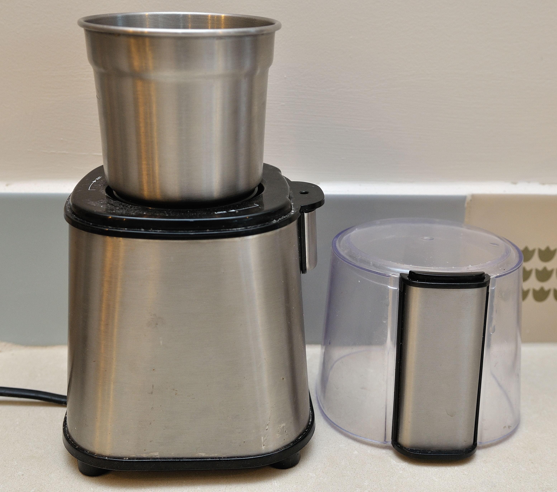 מבריק איך להשתמש במטחנת תבלינים/קפה במטבח הביתי, ולמה? ZZ-91