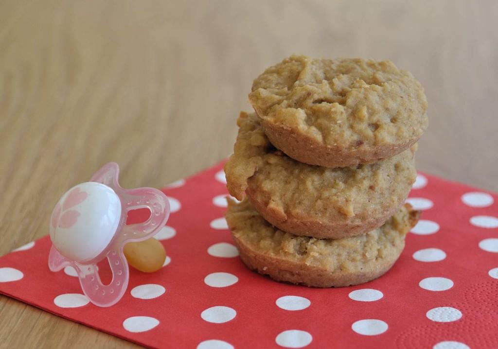 Toddler Mini Muffins Finger Food