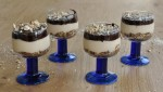 No Bake Chocolate Peanut Butter Trifle