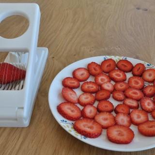 פורס ביצה תותים