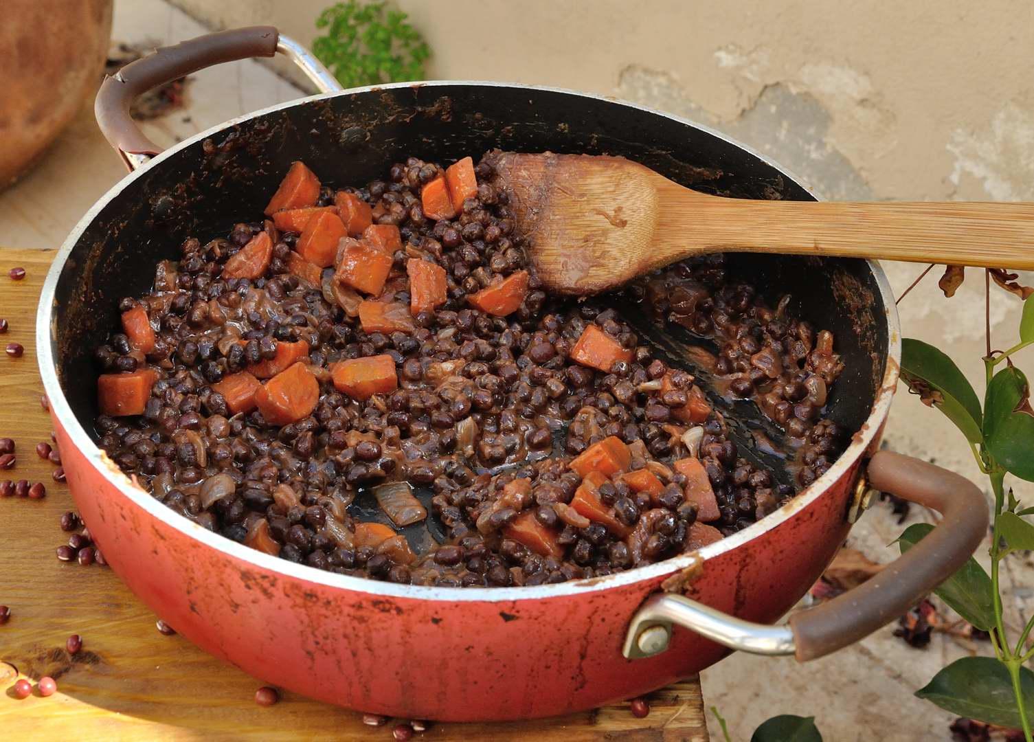 How to Cook Adzuki Beans