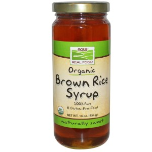 Brown Ryce Syrup
