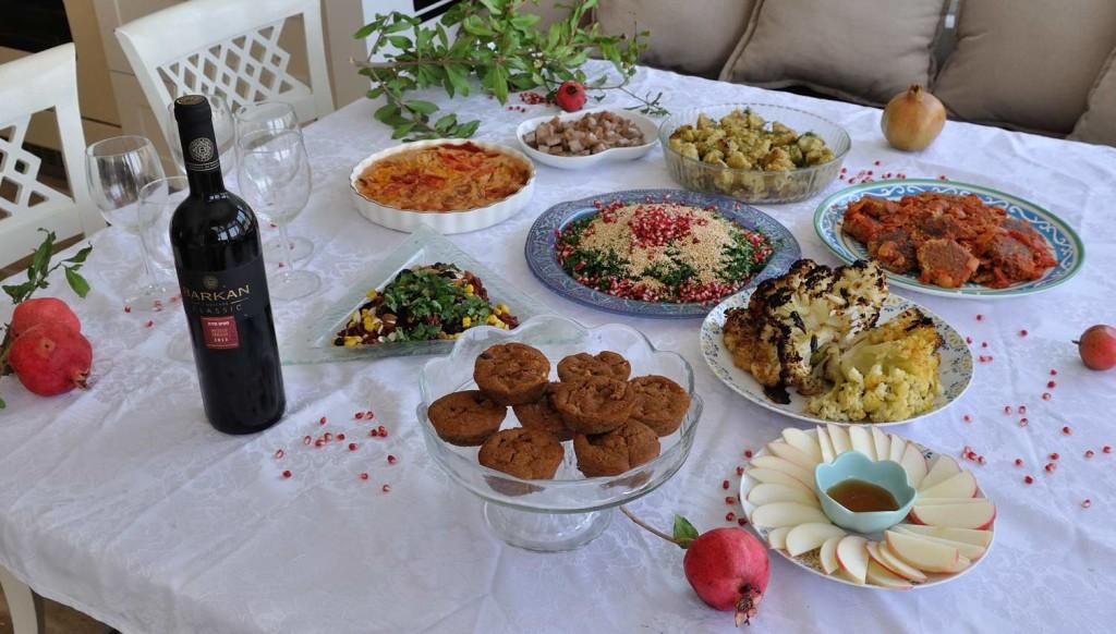 Vegan Rosh Hashana (Jewish New Year) Dinner Recipes