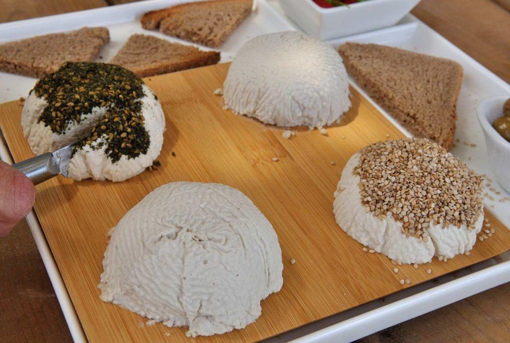 Boursin Style Vegan Cahew Cheese