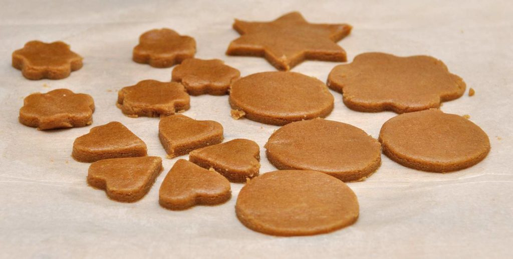 Vegan Cut-Out Cookies