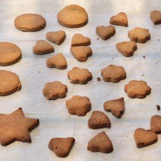 עוגיות קורצנים טבעוניות