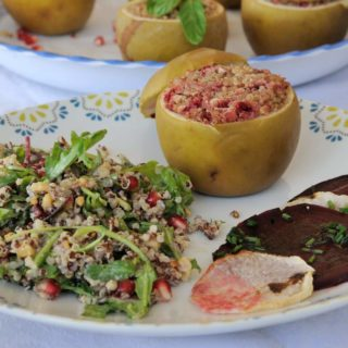 Rosh-Hashana 2016 Vegan Dinner Recipes