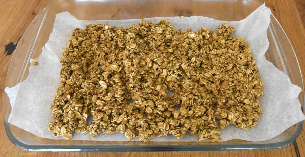 Halva Flavored Granola