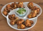 "Sweet And Spicy Cauliflower ""Wings"""