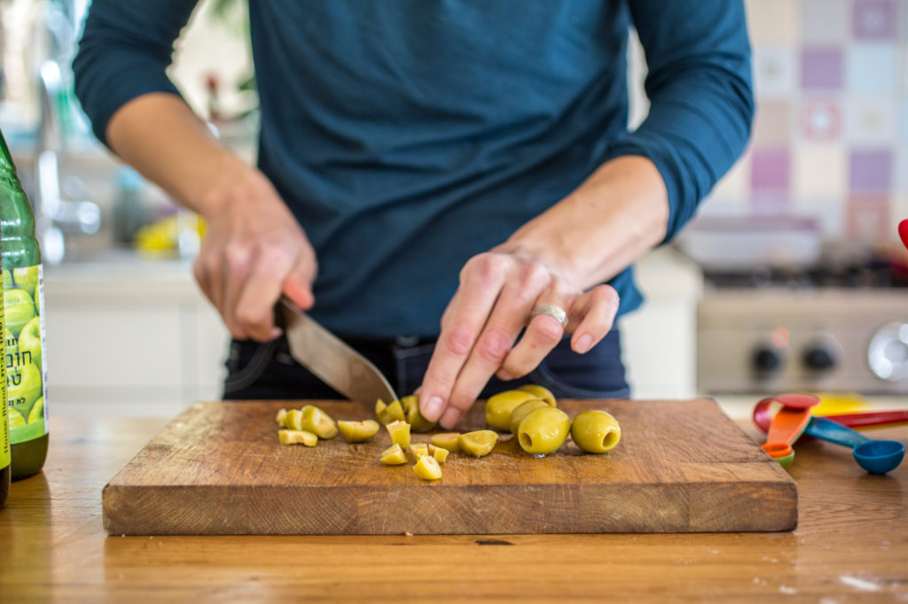 Rye Flour and Rosmary Vegan Savory Muffins