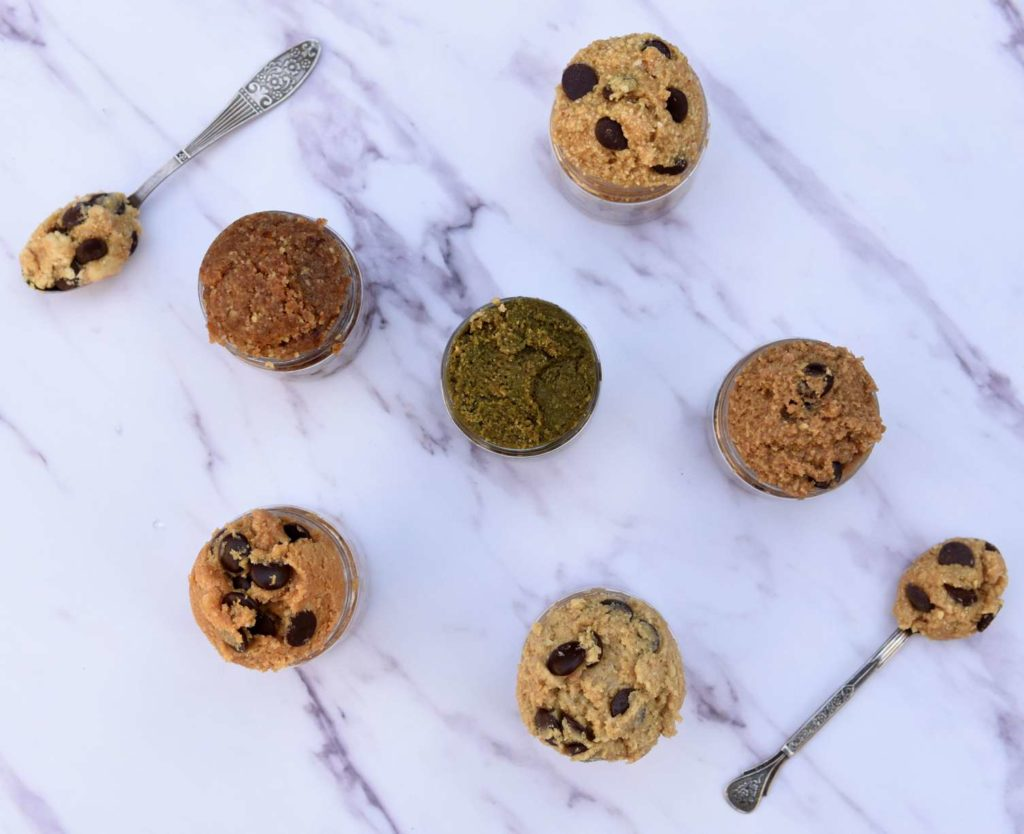 Edible Cookiedough