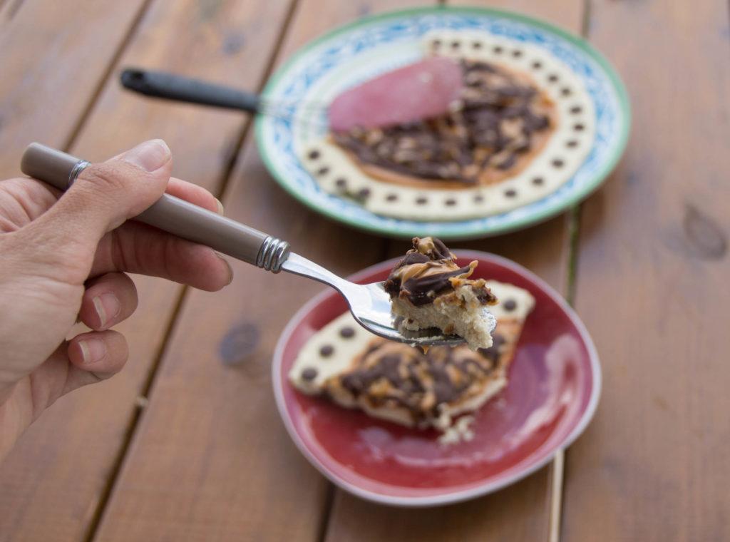 Raw Apple Cheesecake (Vegan + Gluten Free)